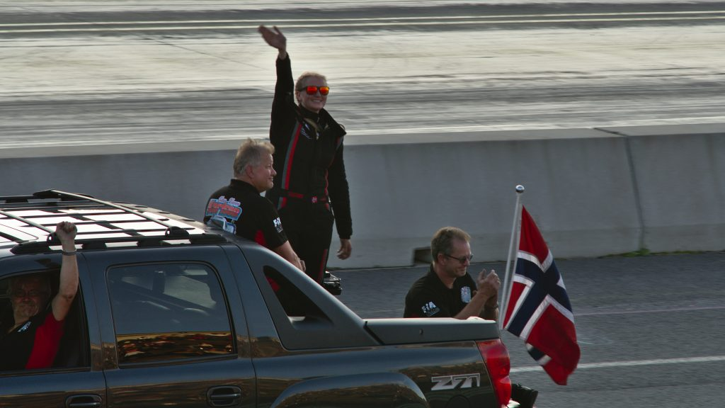 Karlsen Motorsport at Tierp Arena